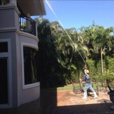 House Pressure Washing